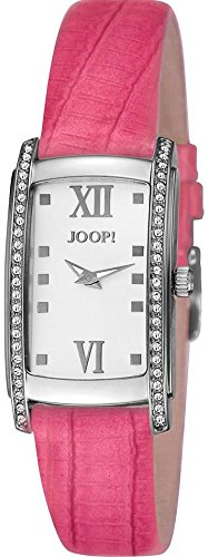 Joop! Spark Peach Reloj de Pulsera para mujeres Con cristales