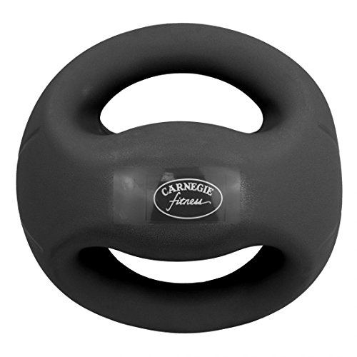 Carnegie 7kg Ball Medizinball mit Griffen Fitnessball Gewichtsball Krafttraining