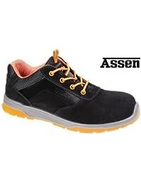 Beta 073160539-7316N 39-Zapatos De Ante Hidrorepelente