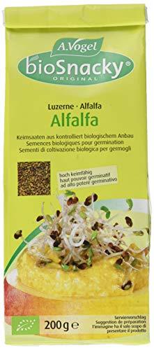 A.Vogel Alfalfa (Luzerne), 4er Pack (4 x 220 g) -