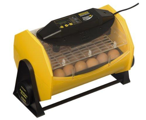 Brinsea Octagon 20 Advance with Autoturn Cradle Egg Incubator 1