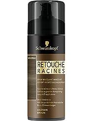 Schwarzkopf Retouche Racines Spray Masquant Immédiat Châtain 120 ml