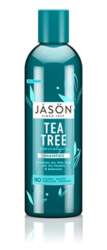 Jason Natural Products Tea Tree Oil Shampoo Hair & Scalp Therapy 517 ml