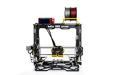 BEEVERYCREATIVE AAA011210 helloBEEprusa (EU) 3D Drucker Bausatz