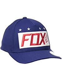 Fox Men's Red, White and True Ff Hat