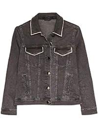 Amazon.it  jeans donna con strass - Cappotti   Giacche e cappotti ... 86a5918bd05