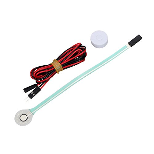 Divine Overseas Easy Auto Leveling Sensor Film Pressure Probe Type Auto-Leveling Sensor Higly Improved Module for 3D Printer V6 MK8 Makerbot Nozzles