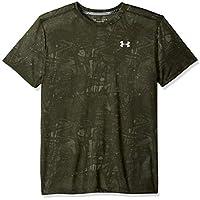 Under Armour UA Streaker Imprimé À Manches Courtes Crew T-Shirt Homme