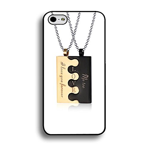 Necklace Iphone 6 Plus/6s Plus 5.5 Inch Case Fashion Love Accessories Necklace Phone Case Cover for Iphone 6 Plus/6s Plus 5.5 Inch Best Friends Special Color202d