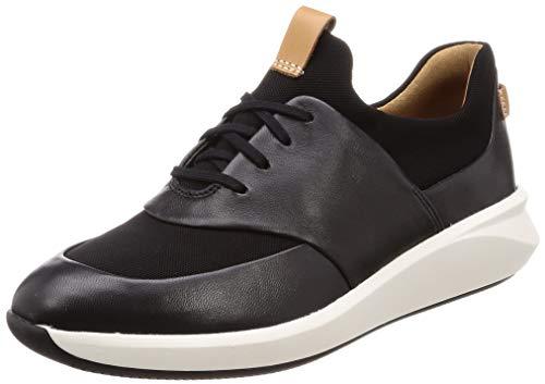Clarks Herren Tri Active Run Sneaker, Grau (Light Grey