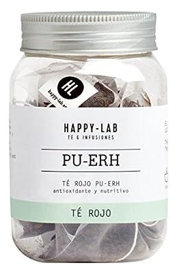 Happy-Lab Pu-erh thé - 14 pyramides
