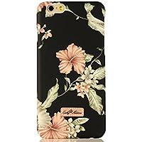 iPhone 6/6S e iPhone 6Plus Custodia Cover 3d, motivo floreale