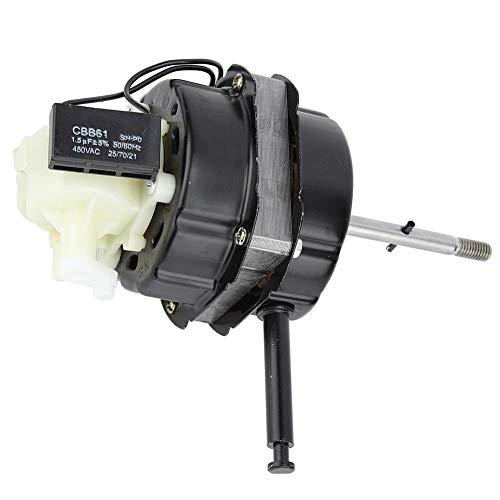 TOPINCN Motori elettrici del condensatore del trasportatore di unità di Ricambio Diretto del Motore del Ventilatore per Scarico del Bagno