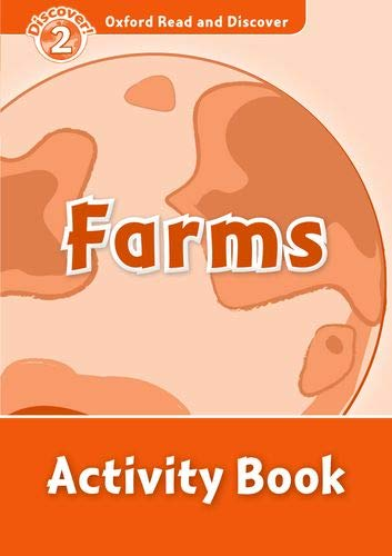 Oxford Read and Discover 2. Farms Activity Book