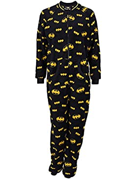 Batman, Ganzkörper Schlafanzug,