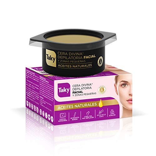 Taky - Expert Oro Cera Depilatoria Facial Microondas