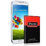 iPosible Galaxy S4 Mini Batteria, 2100mAh S4 Mini Batteria di Ricambio Li-Ion Batteria per Samsung Galaxy S4 Mini i9190,SIM i9192,LTE i9195-Corrisponde alla Batteria a Litio EB-B500BE,EB-B500B
