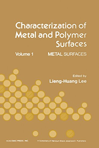 Characterization of Metal and Polymer Surfaces. Volume 1: Metal Surfaces
