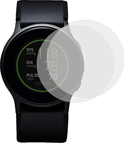 4ProTec I 2X ANTIREFLEX matt Schutzfolie für Omron HeartGuide Displayschutzfolie Bildschirmschutzfolie Schutzhülle Displayschutz Displayfolie Folie