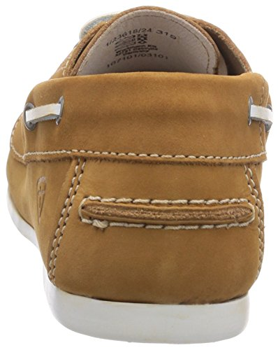 Tamaris 23618, Chaussures bateau femme Marron - Braun (Tobacco 319)
