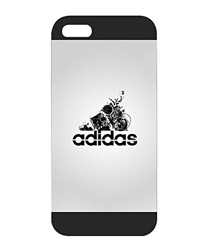 Iphone 5S Coque Case Brand Logo Adidas Vintage Design Slim Compatible With Iphone 5 / 5S