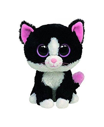 """Beanie Boo Cat - Pepper - 15cm 6"""""""