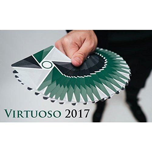 Virtuoso 2017 con video tecniche di antonio cacace il video è prodotto da fabbrica magia e coperto da copyright