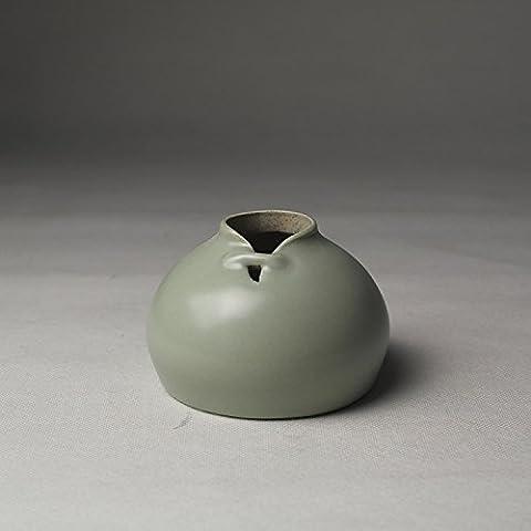 Fatte a manoVasoFioreLa porcellanaFigurineHomeIl decor,Verde chiaro