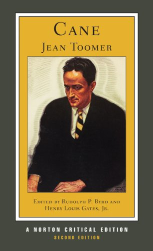 Cane (Norton Critical Editions) por Jean Toomer, Rudolph P. Byrd, Henry Louis Gates