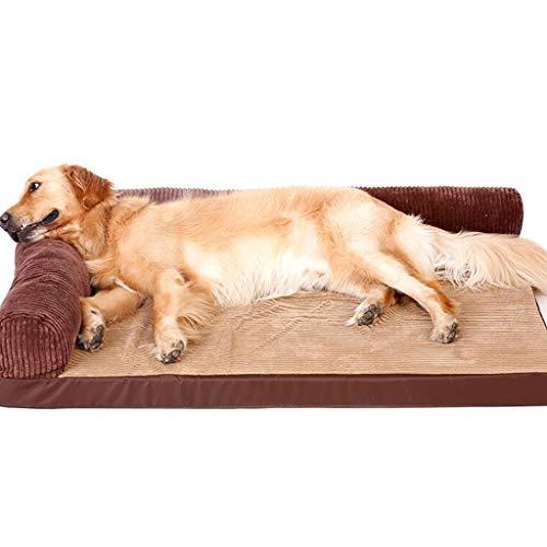 LXYU Haustier-Matten-Hundematten-Bett, Kleine Mittlere GroßE Haustier-Kleintier-Auswechselbare und Waschbare -