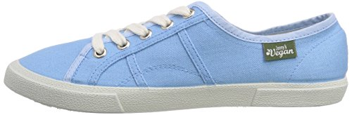 Jonny`s Vegan UmmiVegan, Damen Sneakers, Blau (Celeste), 42 EU - 5