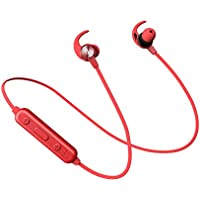 Rhythm&Blues A10BT in-Ear Bluetooth Wireless Earphones with mic (Red)