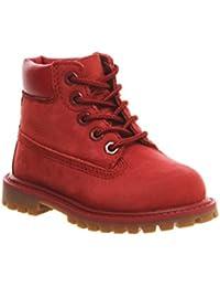 Timberland Kleinkind Rot 6 Inch Premium Waterproof Stiefel