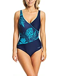 Zoggs Women's Wrap Front Swimsuit