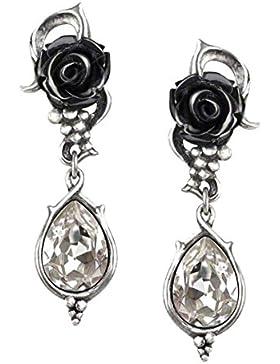 Alchemy Gothic Bacchanal Rose Paar Ohrringe