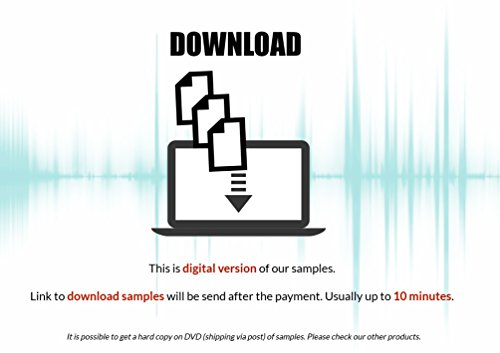 Drumtronic - Synthetic Drum Samples, Drumsounds, Synth Drums - Over 4000 Synth Drum Samples for Modern Music Productions. Provided For Use In: Electro, Techno, House, Min... [WAV] [Instant Download]