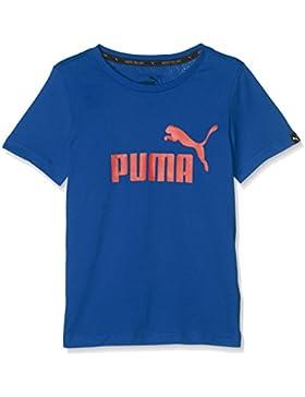 Puma Ess No.1 Tee, Maglietta Bambini e Ragazzi, True Blue, 152