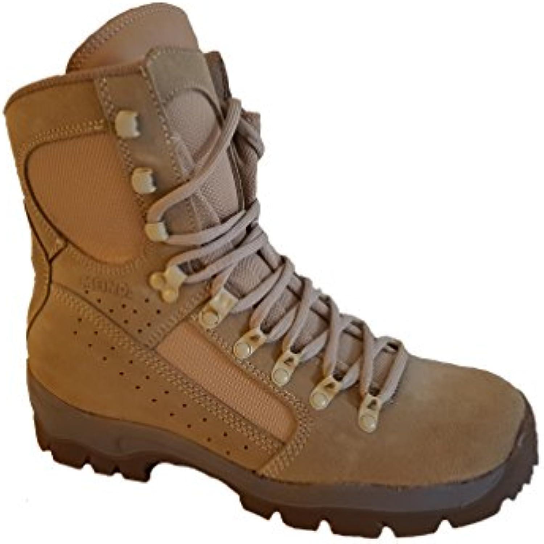 MEINDL Desert Fox PRO Stiefel Outdoor Wandern EU 39 UK 6 Boots Schuhe Militärstiefel