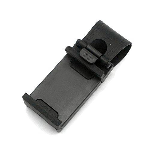 Hosaire 1x KFZ Handyhalterung Auto Phone Lenkrad Halter Universal Handy KFZ Halterung Autohalterung Phone Ständer (5,5 Zoll oder Weniger)