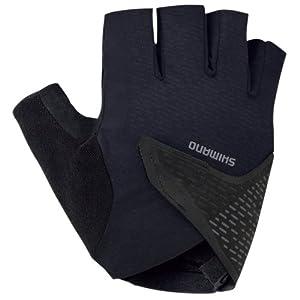 SHIMANO Evolve Gloves Men Black Handschuhgröße S 2019 Fahrradhandschuhe
