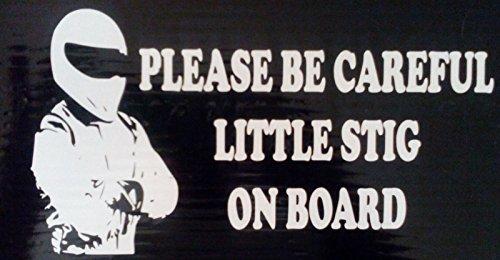 myrockshirt Aufkleber Little Rocker on Board 17 cm Autoaufkleber Auto Sticker Lack Heckscheibe Baby Bord aus Hochleistungsfolie ohne Hintergrund Profi-Qualität viele Farben zur Auswahl MADE IN GERMANY