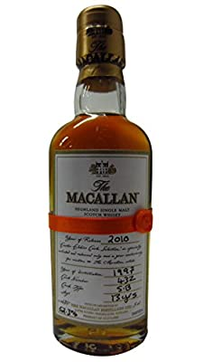 Macallan - 2010 Easter Elchies Miniature - 1997 13 year old