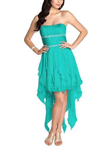 VIP Dress Robe de bal deux longueurs Vert