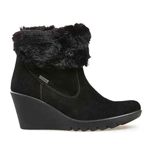 Van Dal Shoes Womens Short Boot O'Conner in Black