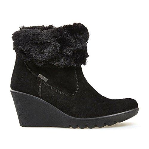 Van Dal Shoes Womens Short Boot O Conner in Black af115fd62