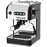 Dualit Máquina café expreso Auto-DCM3T Acero brillante/Negro