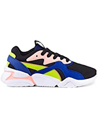 Puma - Zapatos - Nova GRL PWR - Negro/Surf The Web