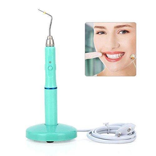 mike-dental schnurlose Gutta endodontisches Guttapercha System Beheizte Pen 2Tip (Locator-system)