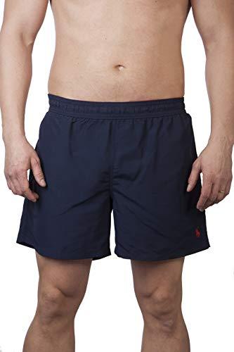 Polo Ralph Lauren Herren Badeshorts Hawaiian Boxer, navy blau, Gr. XL - Lauren Ralph Lauren Spa