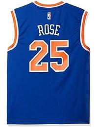 adidas NBA New York Knicks Derrick Rose   25 da Uomo 521dec7236d3